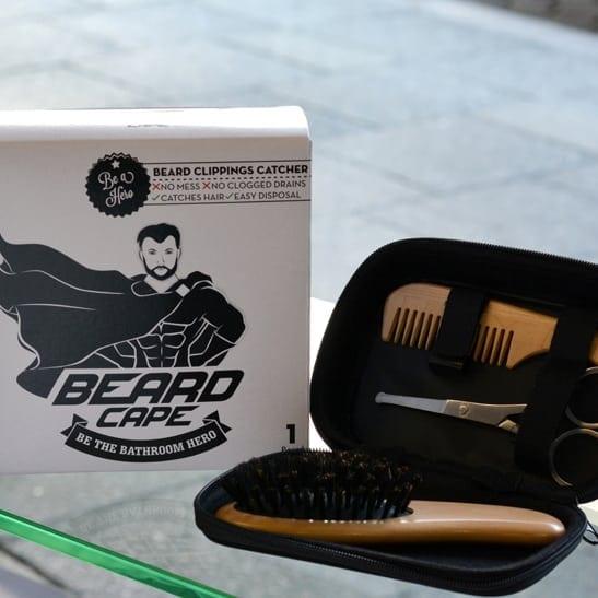 beard cape beard care kit guys grooming perth. Black Bedroom Furniture Sets. Home Design Ideas