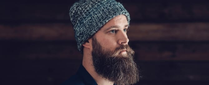 bearded man image