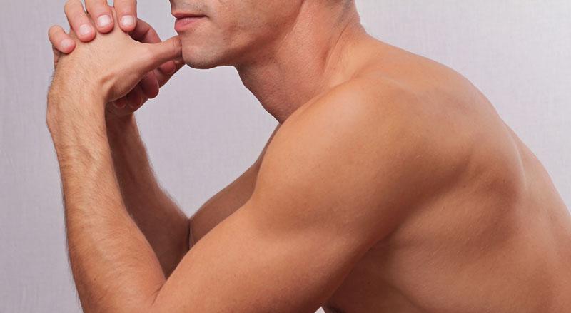 body shot mens skin image