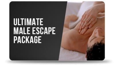 guys grooming gift card ultimate male escape