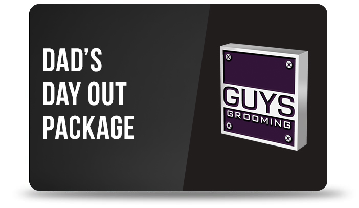 Dads Day Out Gift Card Package Image
