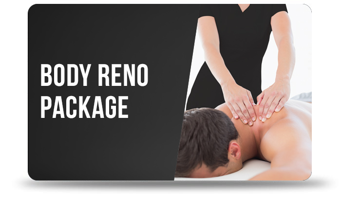 The Body Reno Gift Card Package Image